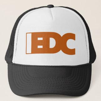 I EDC trucker cap
