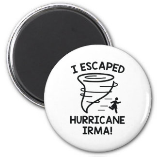 I Escaped Hurricane Irma Magnet