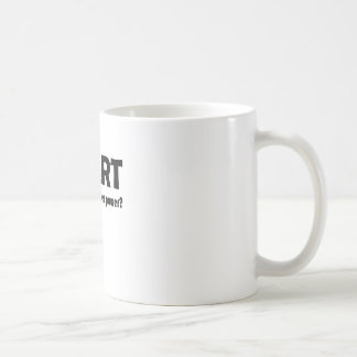 i fart coffee mug