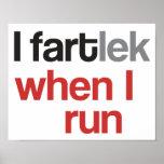 I FARTlek when I Run © - Funny FARTlek