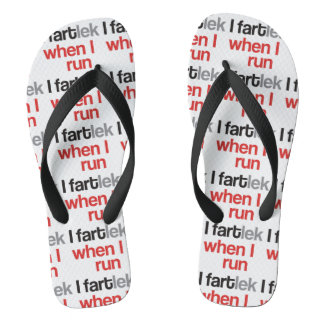 I FARTlek when I Run © - Funny FARTlek Runner Gift Thongs