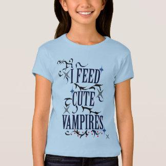 I Feed Vampires T-Shirt