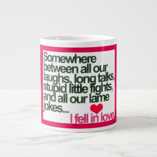I fell in Love Coffee/Tea Mug