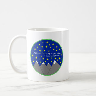 I Fell In Love With The Stars Mug