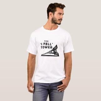 """""""I Fell"""" Tower Funny Tshirt"""