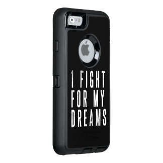 I Fight For Your Dreams Stong Phone Case