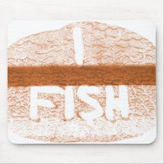 I Fish  'Tailgate Talk' Mouse Pad