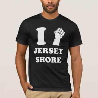 I fist pump Jersey Shore. T-Shirt