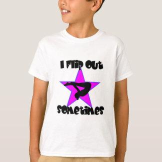 I Flip Out gymnastics T-Shirt