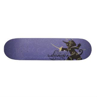 I Flirt With Danger Skate Boards