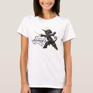 I Flirt With Danger T-Shirt