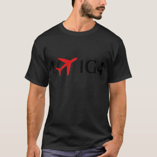 I Fly 1G4 - Grand Canyon West Airport, Peach Sprin T-Shirt