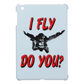 I Fly, Do You? (blk) iPad Mini Case