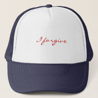 I forgive trucker hat