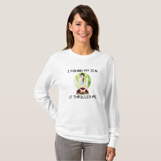 """I Found My Zen"" Women's Basic Long Sleeve Shirt"
