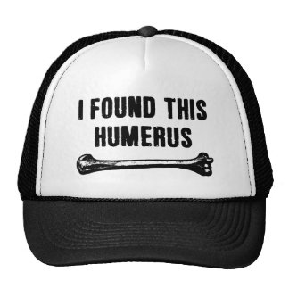 I Found This Humerus Cap