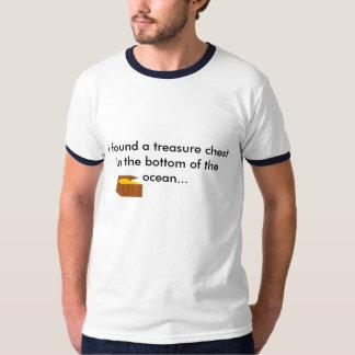 I found treasure chest T-Shirt