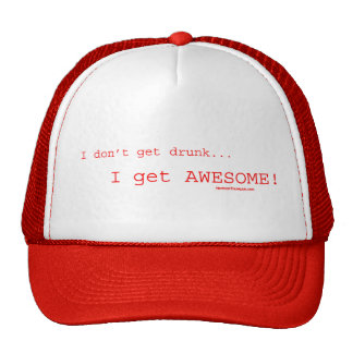 I Get Awesome ! Cap