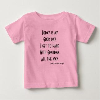 I get hang with grandma baby T-Shirt