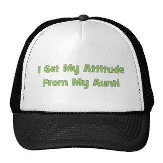I Get My Attitude From My Aunt Cap