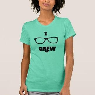 I (glasses) Drew T-Shirt