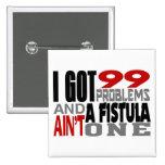 I Got 99 Problems & A Fistula Ain't One Badge