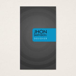 I got a cool business business card