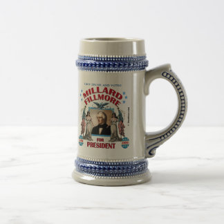 'I Got Drunk and Voted Fillmore!' Stein