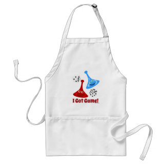 I Got Game Standard Apron