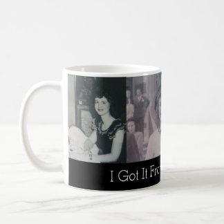 I Got It From My Grandma Coffee Mug