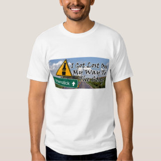 I Got Lost On My Way To The Stag T-Shirt