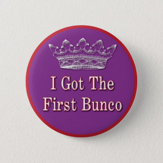 I got the first Bunco 6 Cm Round Badge