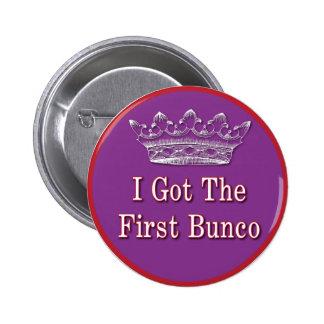 I got the first Bunco Pins