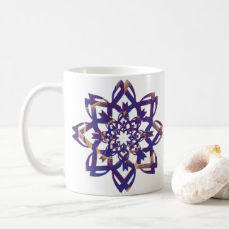 """I Got This!"" Motivational Quote Art Mandala Coffee Mug"