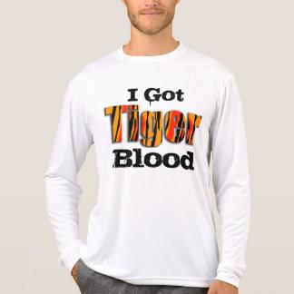 I Got Tiger Blood Tee Shirt