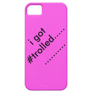i got trolled iPhone 5 case