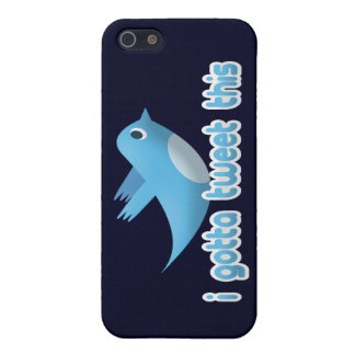 I Gotta Tweet This Twitter Bird iPhone Case Cover For iPhone 5/5S