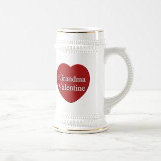 I Grandma Valentines Day T-shirts and Gifts Coffee Mug