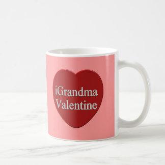 I Grandma Valentines Day T-shirts and Gifts Coffee Mugs