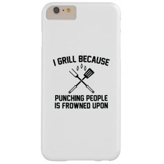 I Grill Barely There iPhone 6 Plus Case