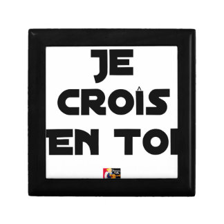 I grow in You - Word games - François Ville Gift Box