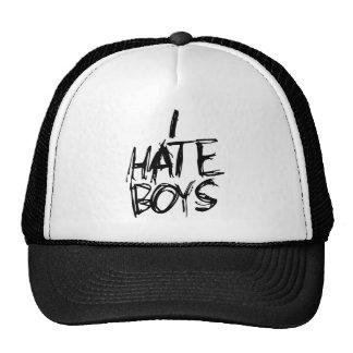 I hate Boys Cap