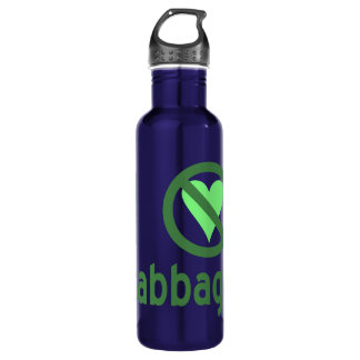 I Hate Cabbage 710 Ml Water Bottle