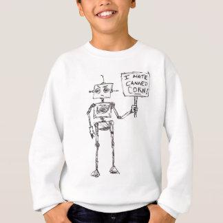 I Hate Canned Corn! Sweatshirt