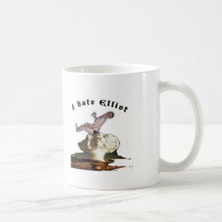 I Hate Elliot Coffee Mug