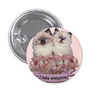 I Hate Everyone Pins