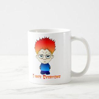 I Hate Everyone featuring Maxwell Coffee Mugs