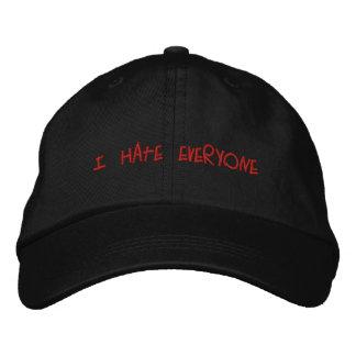 I Hate Everyone Hat