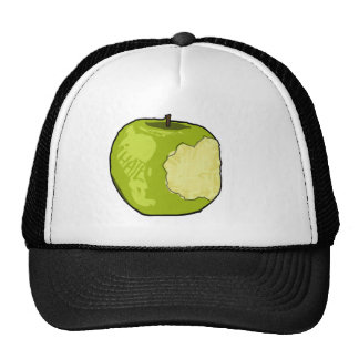 I hate fruit mesh hat