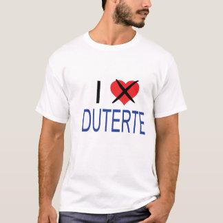 I HATE HEART DUTERTE T-Shirt